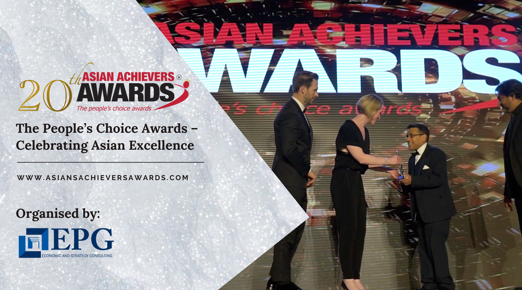 Asian Achievers Awards - Organised by EPG