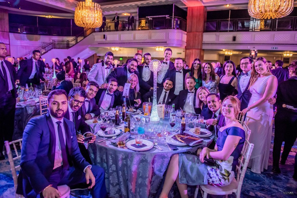 Asian Achievers Awards attendees photo