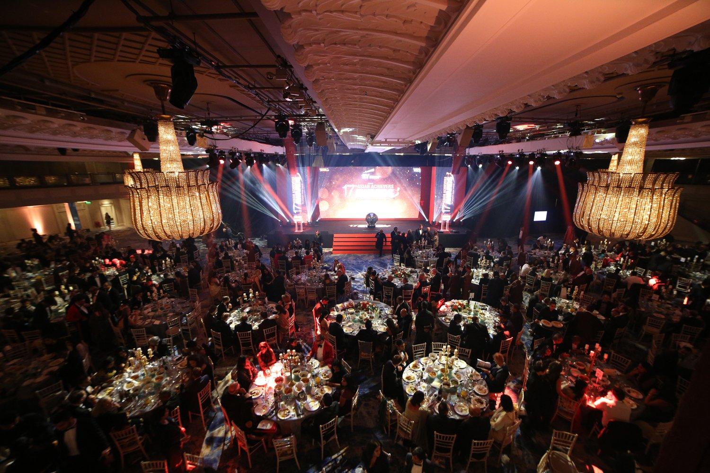 Asian Achievers Awards night
