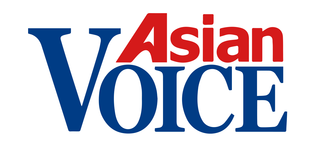 Our Media Partners - Asian Voice logo