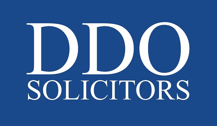 Our sponsors - DDO Solicitors logo