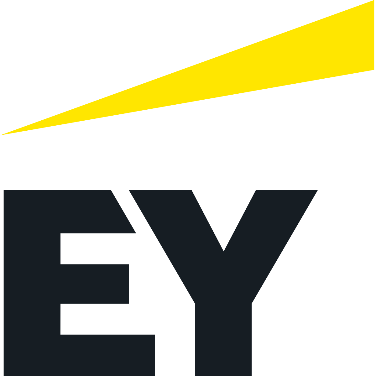 Our sponsors - EY Ernst & Young logo