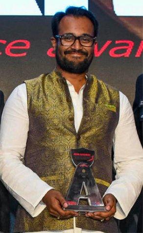 Krishna Omkar Award Winner