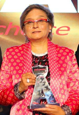 Neeta Patel Award Winner