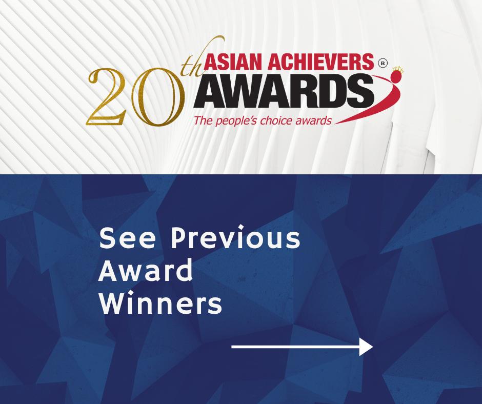 Previous Award winners to the AAA