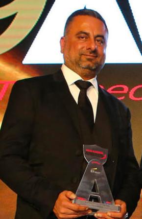Vipul Vadera Award Winner