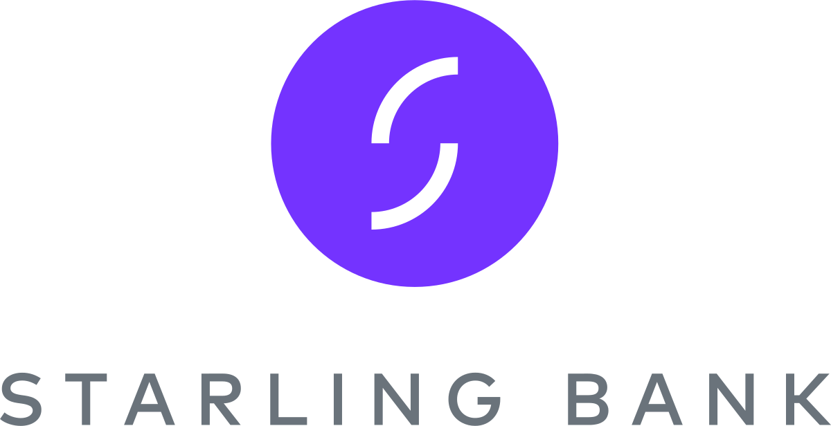 Our sponsors - Starling Bank logo